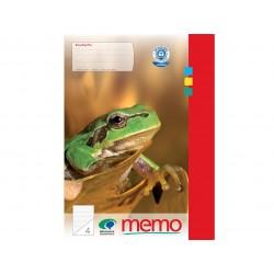 Quaderno per scuola DIN A4...