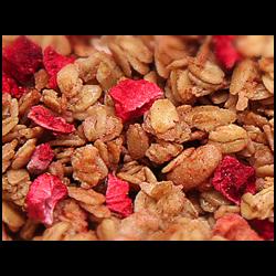 Crunchy fragola bio -...