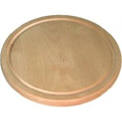 Tagliere rotondo in legno