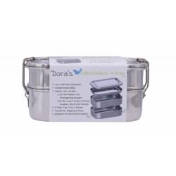 Lunchbox doppia - 4pz in...