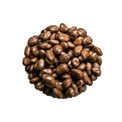 Uvetta in cioccolato bio