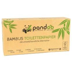 Carta igienica in bambú...