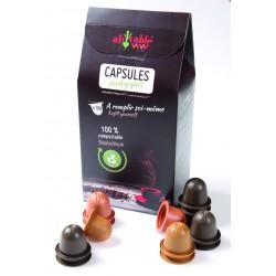 set da 100 capsule da caffé...